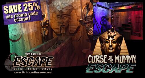 St Louis Best Escape Rooms