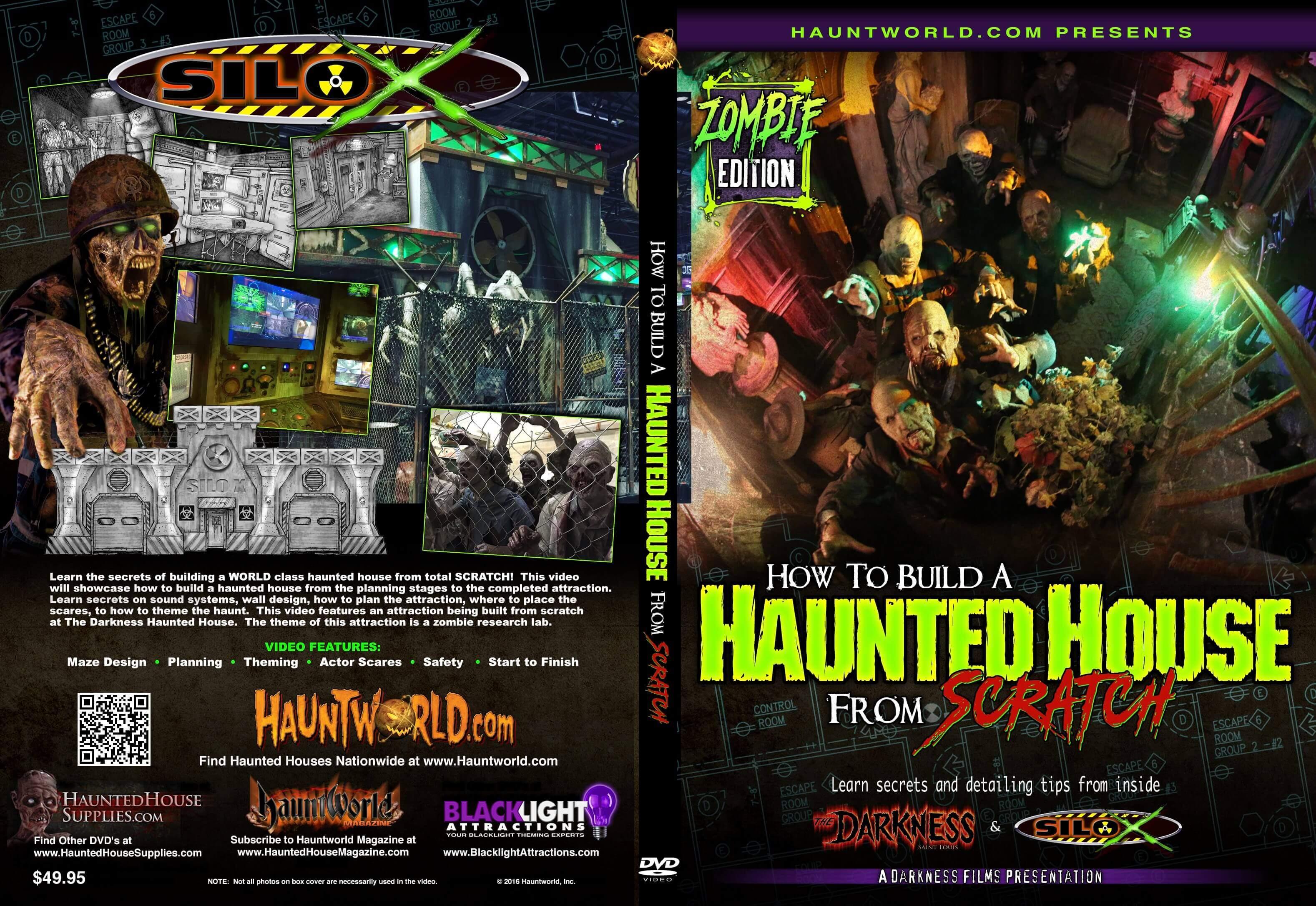 escape games & zombie laser tag