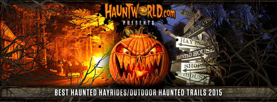 Americas best Haunted Screamparks