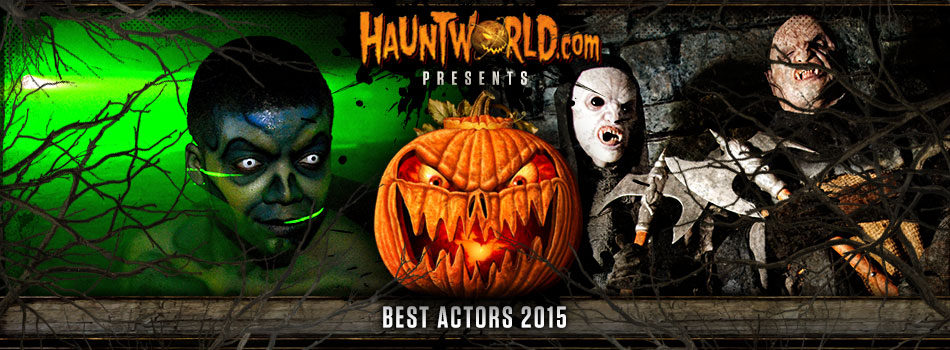 haunted houses actors