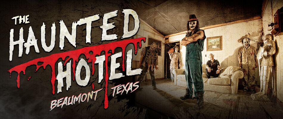 The Haunted Hotel Texas