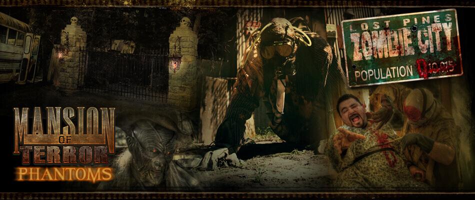 Mansion of Terror : Phantoms