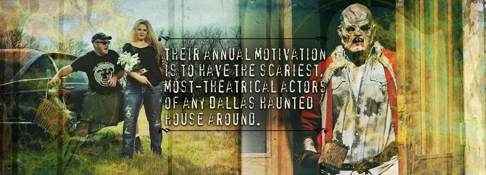 Dallas Texas Haunted Houses
