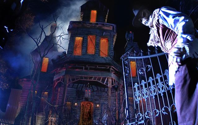 Kentucky Haunted House