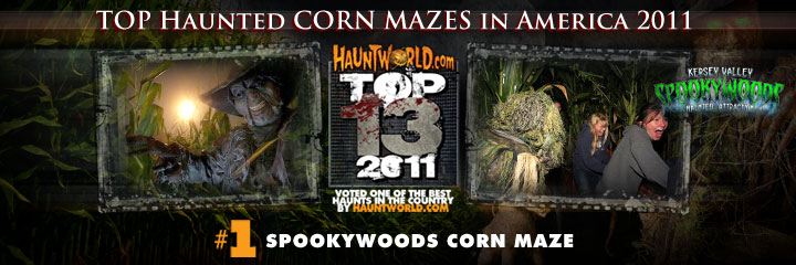 best CORN MAZES in America