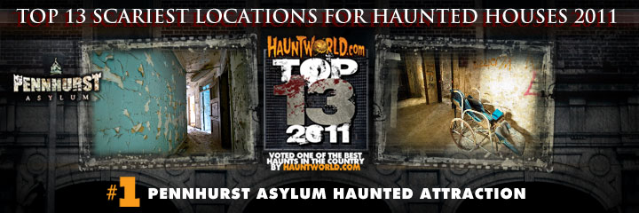 commercial haunted houses