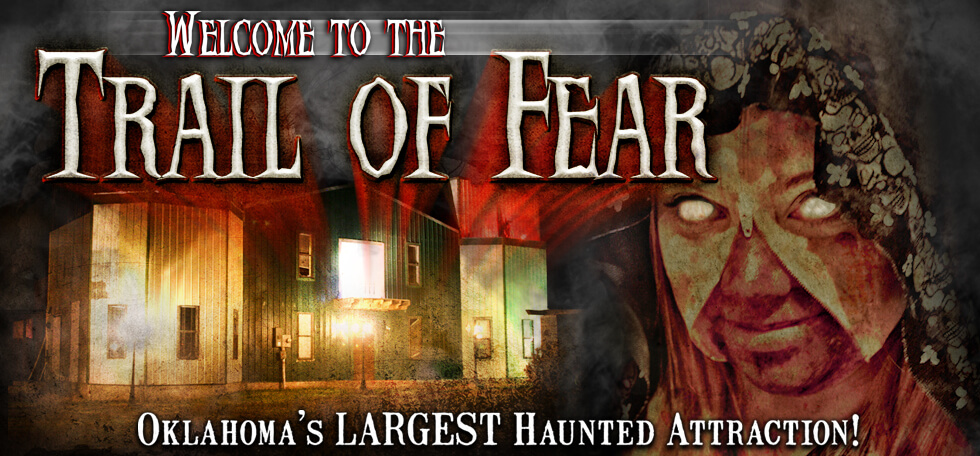 Haunted House - Trail Of Fear