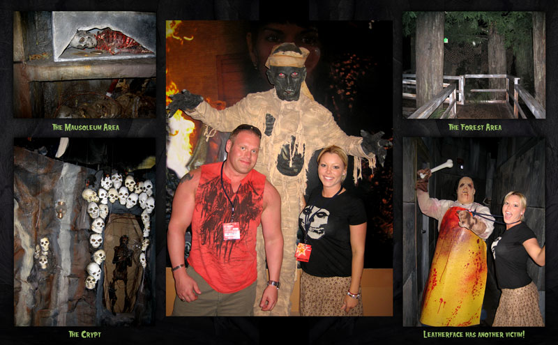 Hollywood, California Haunted Houses