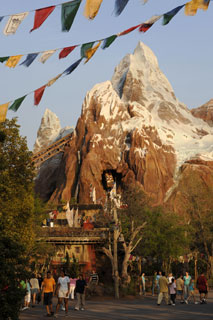 Yeti Mount Everest, Disney's Animal Kingdom