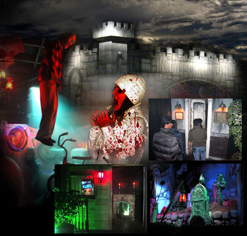 haunted houses in salt lake utah nightmare on 13th