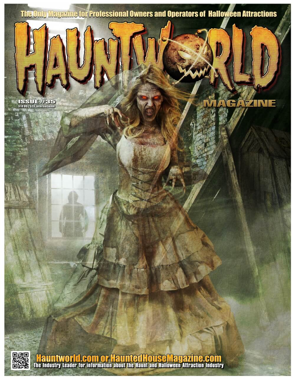 Hauntworld Magazine Issue 35