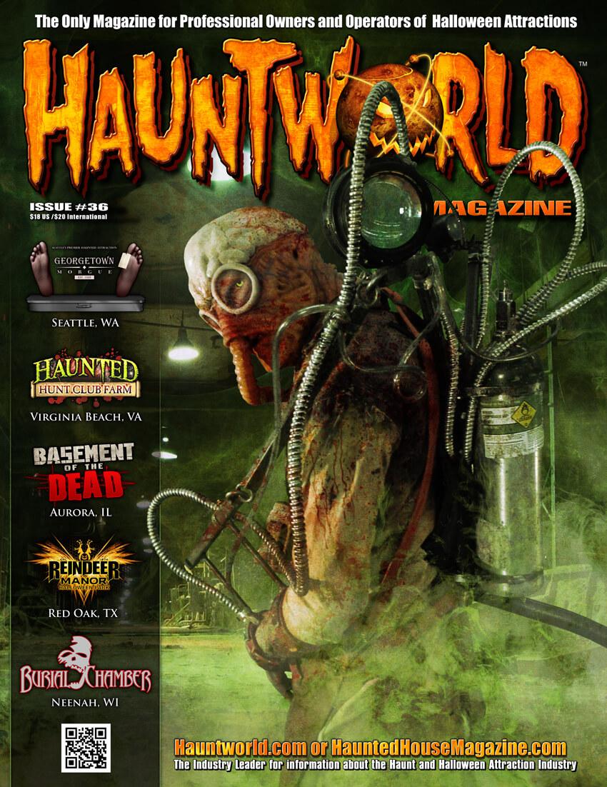 Hauntworld Magazine