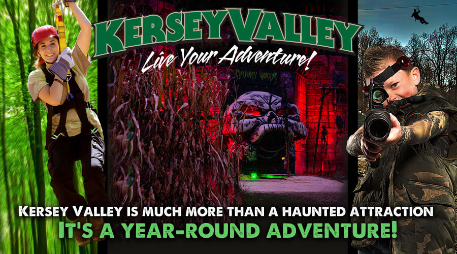 North Carolina Haunted House Kersey Valley Spookywoods