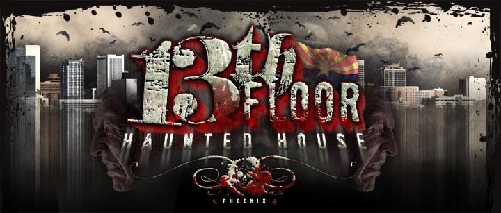 Arizona haunted houses find haunted houses in arizona for 13 floor az