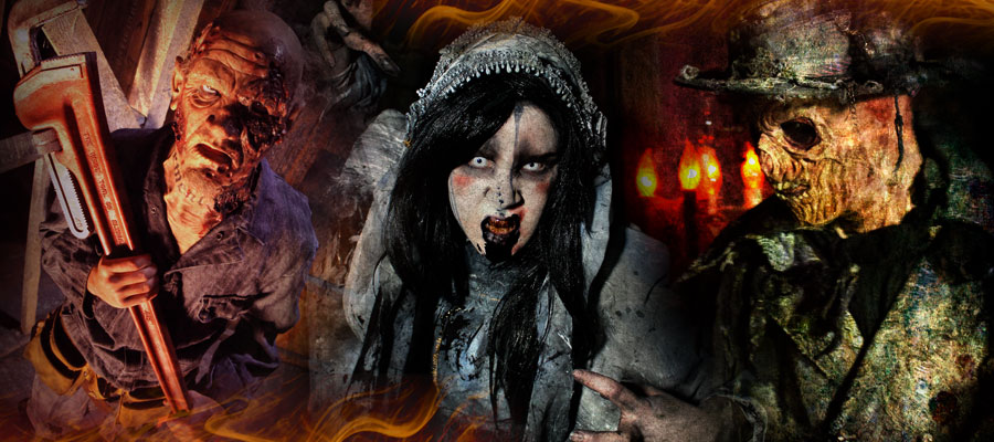 Haunted House In Chicago Illinois 13th Floor Haunted