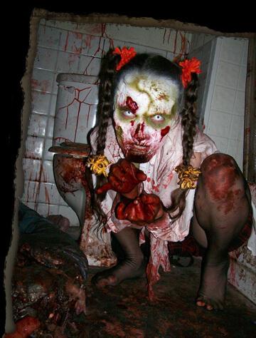 horror films louisiana
