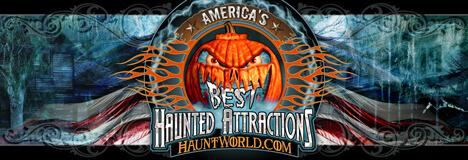 Orlando, Florida Haunted House - Universal Studios Horror Nights Haunted House