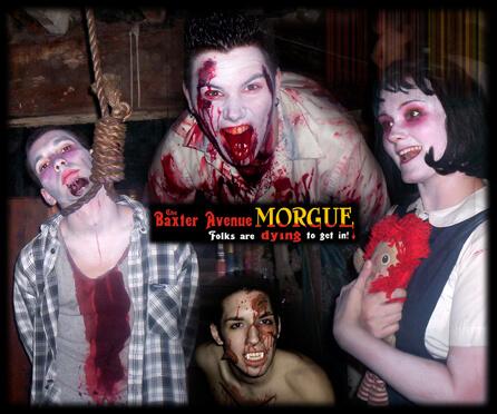 Baxter Avenue Morgue (Louisville, KY)
