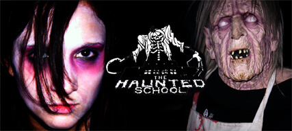 Buford Haunted School (Buford,OH)