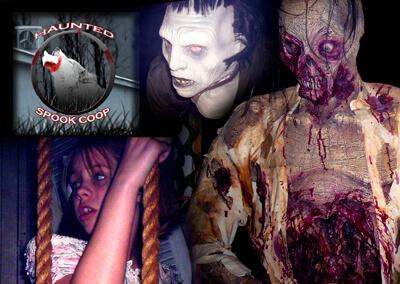 Haunted Spook Coop (Waynesville, OH)