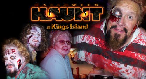 Kings Island Halloween Haunt (Mason, OH)