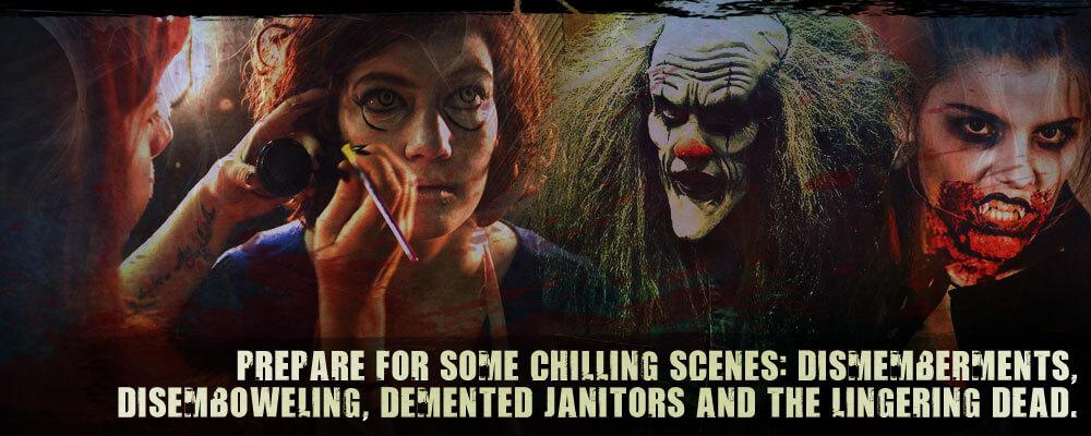 Premier Haunted Attraction