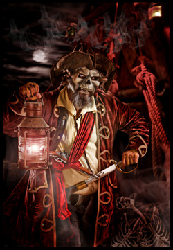 Kentucky Haunted Houses PirateShip