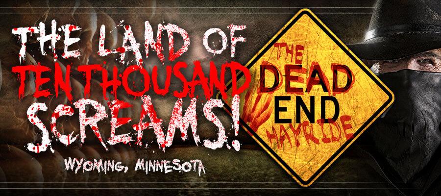 Minnesota - The Dead End Hayride