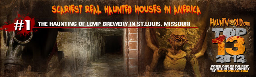 Top 5 Scariest REAL haunted houses in America