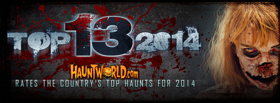 Top 13 Haunted Houses
