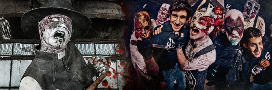 House of Nightmares Haunted House Haunted Houses Have Gotten