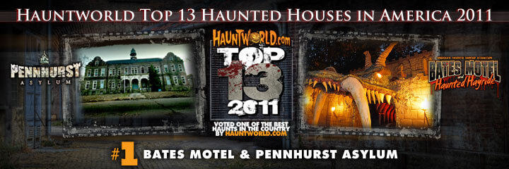 Bates Motel & Haunted Hayride and Pennhurst Asylum Haunted Attraction