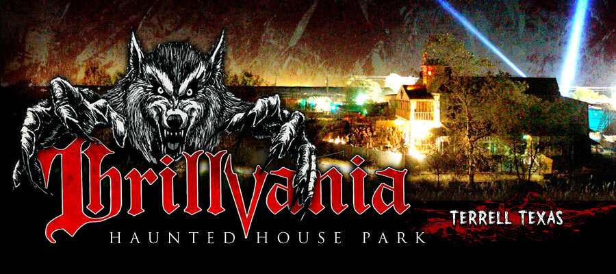 Thrillvania Haunted House Park