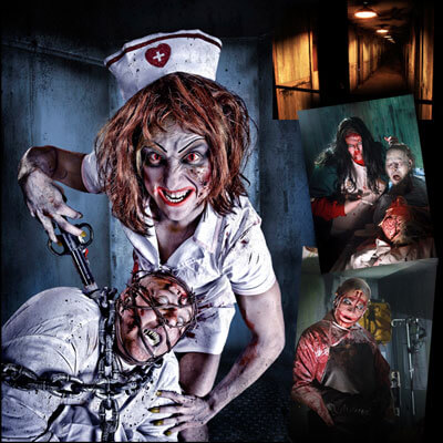 Best Kentucky Haunted House The Asylum