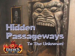 Best Haunted Houses in Michigan Hidden Passageways