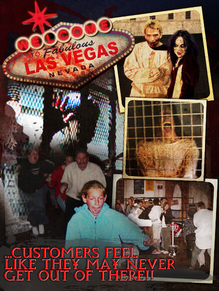 Nevada Haunted House