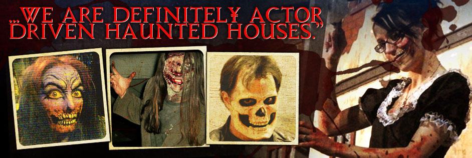 Haunted House - Asylum and Hotel Fear