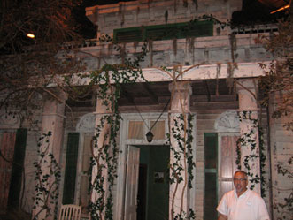 Flordia Haunted House Example