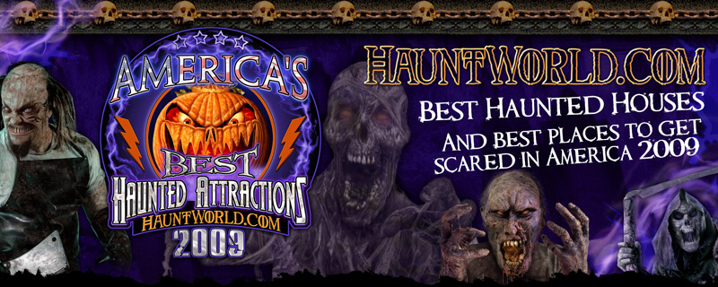 America's Best Haunted Houses