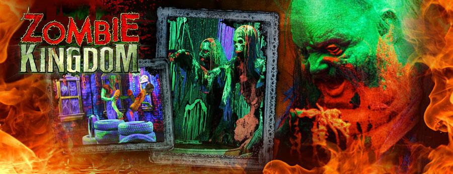 Zombie Kingdom in 3D