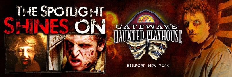 Gateway's Haunted Playhouse