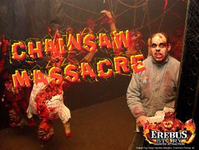 Best Michigan Haunted House Chainsaw Massacre Erebus