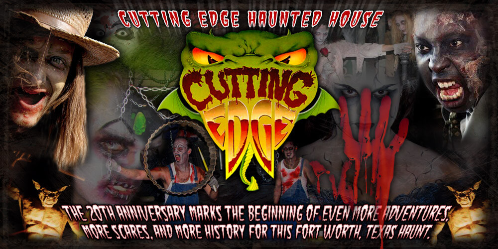 Haunted House - Cutting Edge Haunted House