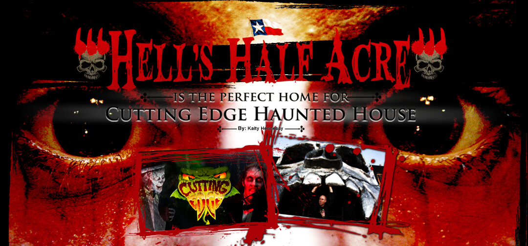 Cutting Edge Haunted House