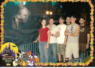 Universal Studios Horror Nights Haunted House