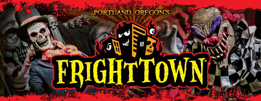 Portland Oregon's - Frighttown