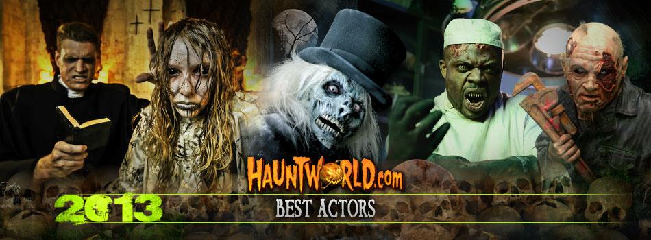 Best Actors 2013