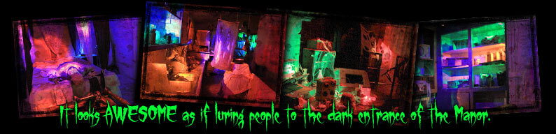 Morristown, Tennessee Haunted House