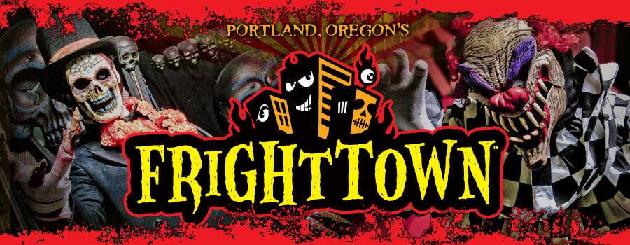 Oregon Haunted Houses