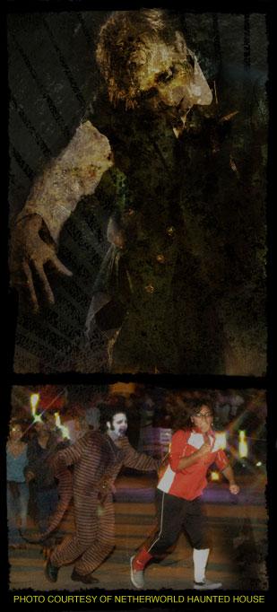 Haunt & Halloween attractions